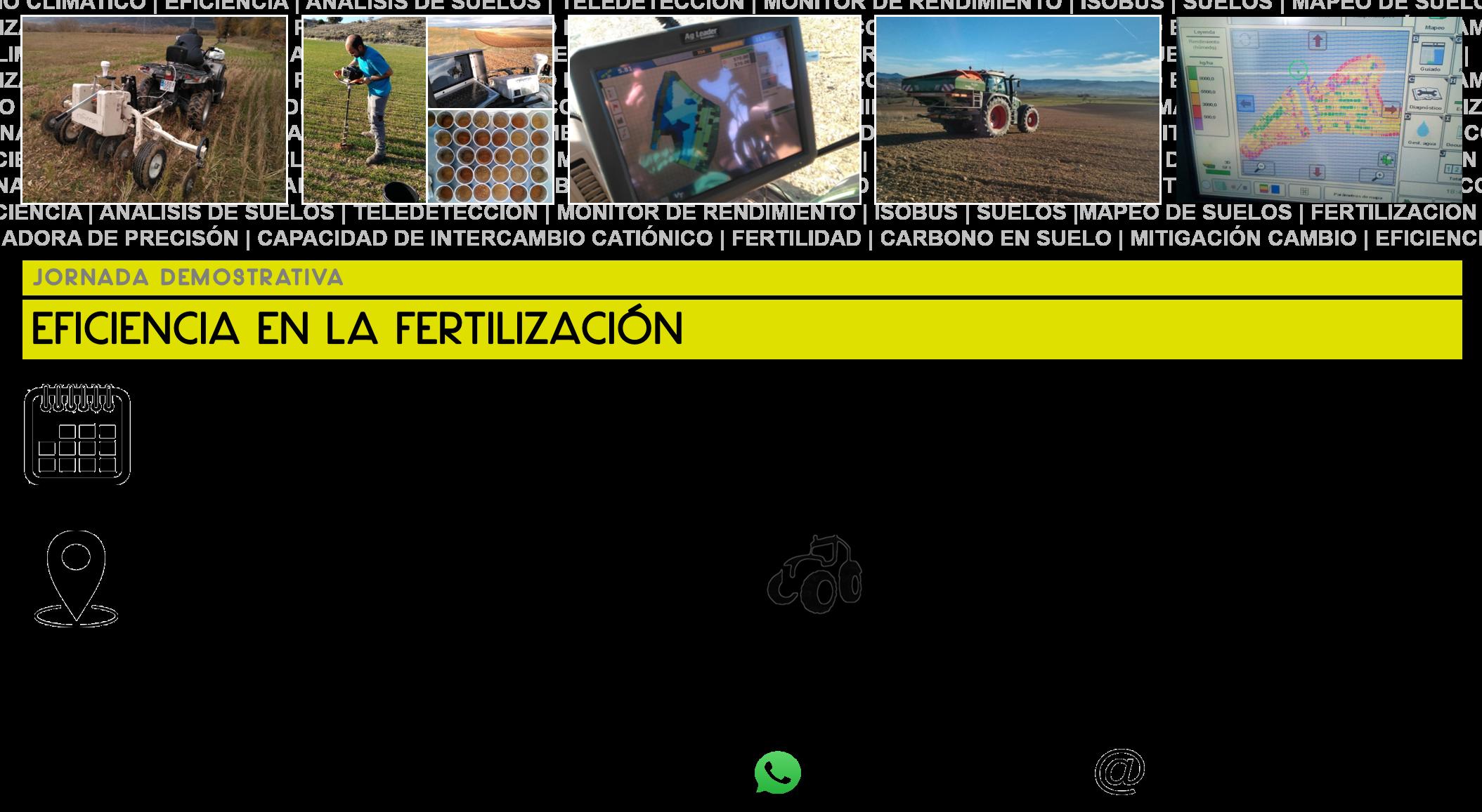 Eficiencia en la fertilización